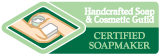 Handcrafted Soap & Cosmetics Guild Certification