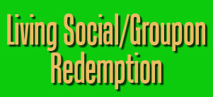 Living Social Deal Redemption