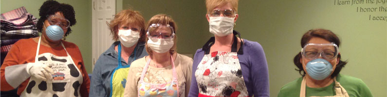 Soap Making Safety: Respiratory Protection
